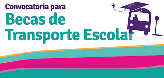 Becas Transporte Escolar 2020/2021
