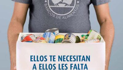 Banco de Alimentos: Apoyo a las familias