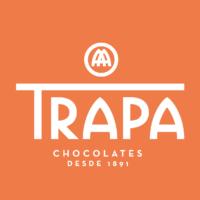 Logo Trapa Chocolates 2019 P164C vert
