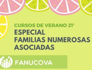 Escuela de Varano para Familias Numerosas 2021