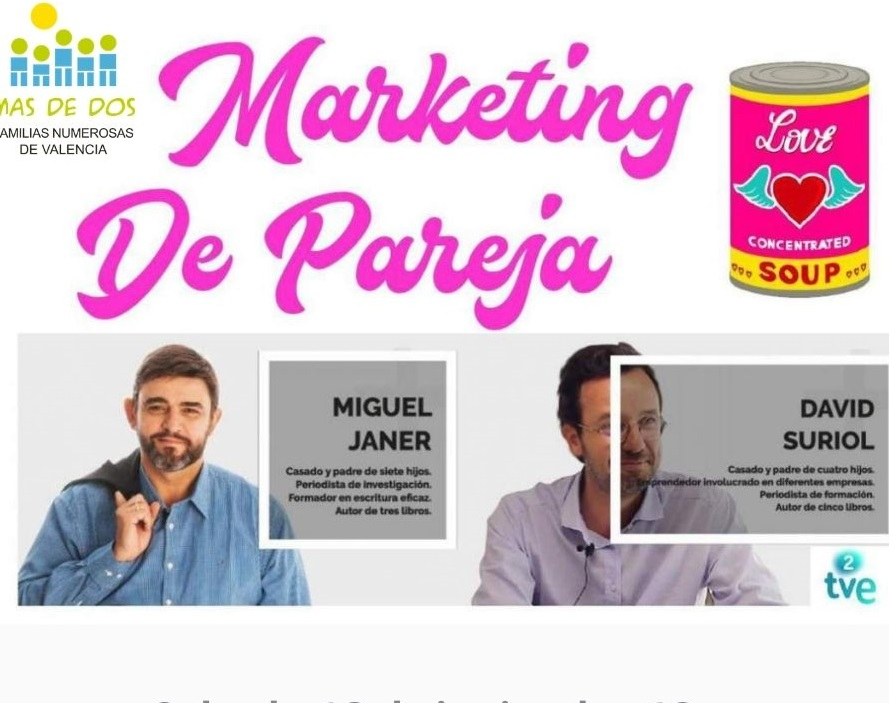 marketing de pareja invitacion