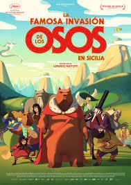 cine la famosa invacion de los osos