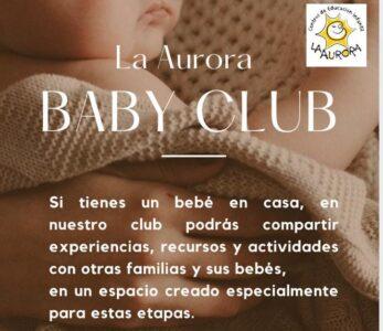 Talleres gratuitos para bebes