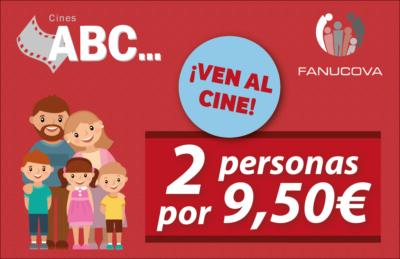 Descuentos en Cines ABC